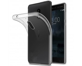 Husa Ultra Slim 0.3mm Mixon NOKIA 5 Transparent