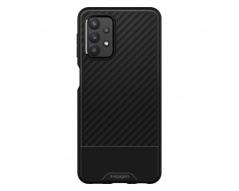 Husa Premium Spigen Core Armor Pentru Samsung Galaxy A32 5G, Silicon, Negru
