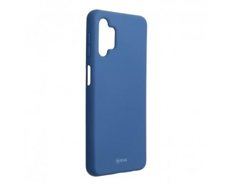 Husa Spate Silicon Roar Jelly Compatibila Cu Samsung Galaxy A32 5G, Navy Albastru