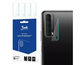 Folie Sticla Nano Glass 3mk  Pentru Camera Compatibila Cu Huawei P Smart 2021, Transparenta, 4 Buc In Pachet