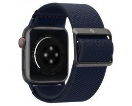 Curea Spigen Fit Lite Compatibila Cu Apple Watch 2 / 3 / 4 / 5 / 6 / Se, Marime 42 / 44 MM, Navy Albastru