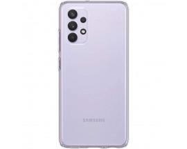 Husa Premium Spigen Liquid Crystal Pentru Samsung Galaxy A32, Silicon, Transparent