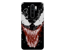 Husa Silicon Soft Upzz Print Compatibila Cu Xiaomi Redmi Note 8 Pro Model Monster