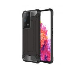 Husa Spate Upzz Armor Compatibila Cu Samsung Galaxy S21 Ultra 5G, Negru