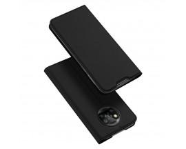 Husa Premium Flip Cover DuxDucis Skin Pro Compatibila Cu Xiaomi Poco M3 / Redmi 9T, Negru