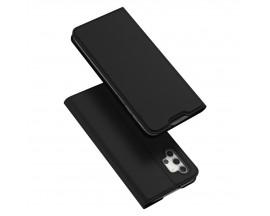 Husa Premium Flip Cover Duxducis Skin Pro Compatibila Cu Samsung Galaxy A32 5g, Negru