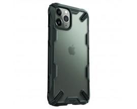 Husa Premium Ringke Fusion Compatibila Cu  iPhone 11 Pro, Verde