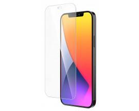Folie Sticla Securizata Upzz Rinbo Full Glue Compatibila Cu iPhone 12 / 12 Pro, Transparenta