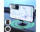 Suport Auto Universal Dudao Magnetic Pentru Bord, Aluminiu, Negru - F11