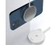 Incarcator Premium Magsafe Dudao Pentru Noile iPhone 12 / 12 Pro / 12 Pro Max, Putere 15w, Adaptor Priza Inclus 20W