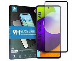Folie Sticla Full Cover Full Glue Mocolo Compatibila Cu Samsung Galaxy A52 / A52 5G, Adeziv Pe Toata Suprafata Foliei