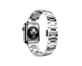 Curea Goospery Metalic Band  Compatibila Cu Apple Watch 4 / 5 / 6/ SE 40MM, Silver