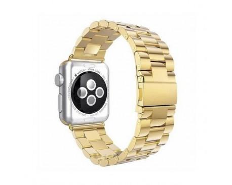 Curea Goospery Metalic Band  Compatibila Cu Apple Watch 4 / 5 / 6/ SE 40MM, Gold