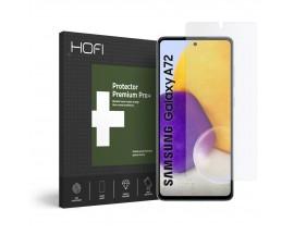 Folie Sticla Securizata Hofi Glass Pro+ Compatibila Cu Samsung Galaxy A72, Transparenta