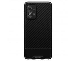 Husa Premium Spigen Core Armor Pentru Samsung Galaxy A52 / A52 5G, Silicon, Negru
