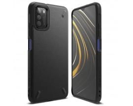 Husa Premium Ringke Onyx  Compatibila Cu Xiaomi Poco M3, Negru