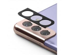 Protectie Camera Alminiu Ringke Styling  Pentru Samsung Galaxy S21+ Plus, Negru
