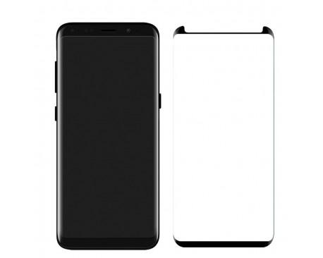 Folie Sticla Securizata 9h Samsung S8 Plus Full Cover Negru Small