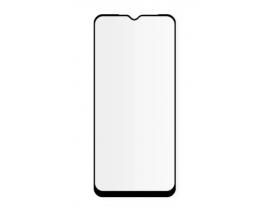 Folie Sticla Securizata Upzz Glass Compatibila Cu Samsung Galaxy A32, Transparenta Cu Margine Neagra