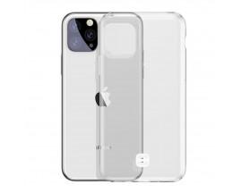 Husa Premium Spate Slim Baseus Transparent Key Pentru Iphone 11 Pro Max,  Transparenta