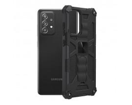 Husa Spate Upzz Tech Blazor Compatibila Cu Samsung Galaxy A72 5g, Negru
