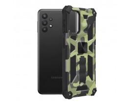 Husa Spate Upzz Tech Blazor Compatibila Cu Samsung Galaxy A72 5g, Camo