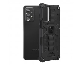 Husa Spate Upzz Tech Blazor Compatibila Cu Samsung Galaxy A32 5g, Negru