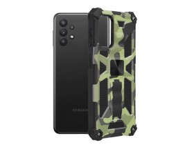 Husa Spate Upzz Tech Blazor Compatibila Cu Samsung Galaxy A32 5g, Camo
