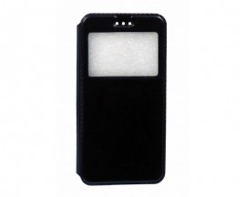 Husa Flip Tip Carte Mixon Vodafone Smart PLATINIUM 7 Neagra