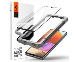 Folie Premium Tempered Glass Spigen Glass Tr Slim Samsung Galaxy A52 / A52 5G, Transparenta