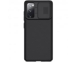 Husa Premium Nillkin Cam Shield Pentru Samsung Galaxy S20 Fe - Protectie La Camera
