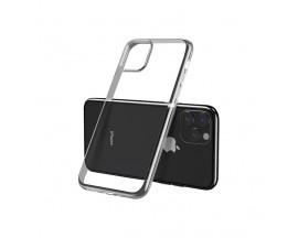 Husa Spate Remax Light Compatibila Cu iPhone 11, Transparenta