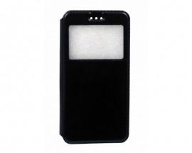 Husa Flip Tip Carte Mixon Vodafone Smart ULTRA 7 Neagra