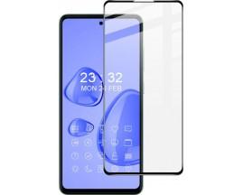 Folie Sticla Full Cover Full Glue Upzz Samsung Galaxy A52 / A52 5G  Cu Adeziv Pe Toata Suprafata Foliei Neagra