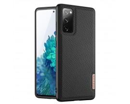Husa Premium DuxDucis Fino Compatibila Cu Samsung Galaxy S20 Fe - Negru