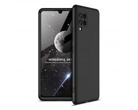 Husa Upzz Protection Compatibila Cu Samsung Galaxy A42 5G, Negru