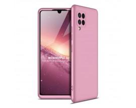 Husa Upzz Protection Compatibila Cu Samsung Galaxy A42 5G, Roz