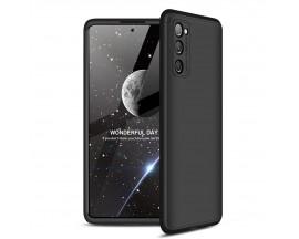 Husa Upzz Protection Compatibila Cu Samsung Galaxy S20 Fe, Negru