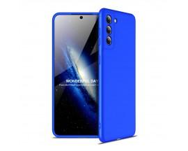Husa Upzz Protection Compatibila Cu Samsung Galaxy S21+ Plus, Albastru