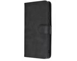 Husa Flip Carte Upzz Tech Wallet 2 Compatibila Cu Samsung Galaxy A52 5G, / A52 Negru