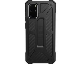Husa Premium Urban Armor Gear Monarch Pentru Samsung Galaxy S20, Negru - Carbon Fiber