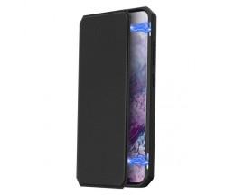 Husa Premium Duxducis Skin X  Flip Cover Samsung Galaxy S20+ Plus, Negru