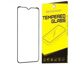 Folie Full Cover Wozinsky Case Friendly Compatibila Cu Samsung A32 4G  Transparenta Cu Rama Neagra