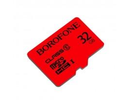 Card Microsd Borofone TF SDHC Clasa 10, Capacitate 32gb
