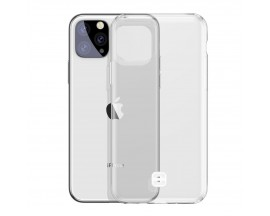 Husa Premium Spate Slim Baseus Transparent Key Pentru Iphone 11 Pro,  Transparenta