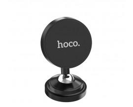 Suport Auto Universal Hoco Magnetic Pentru Bord, Aluminiu, Negru CA36