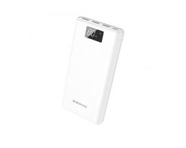 Baterie Externa Borofone Fullpower, 30.000 mAh, Negru - BT2D