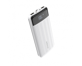 Baterie Externa Borofone Energy 20.000 mAh, Alb - BT21A