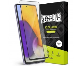 Folie Sticla Premium Ringke Invisible Defender Glass Compatibila Cu Samsung Galaxy A72 4G, Transparenta
