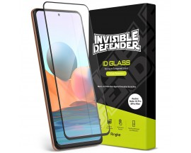Folie Sticla Premium Ringke Invisible Defender Glass Compatibila Cu Xiaomi Redmi Note 10 Pro, Transparenta